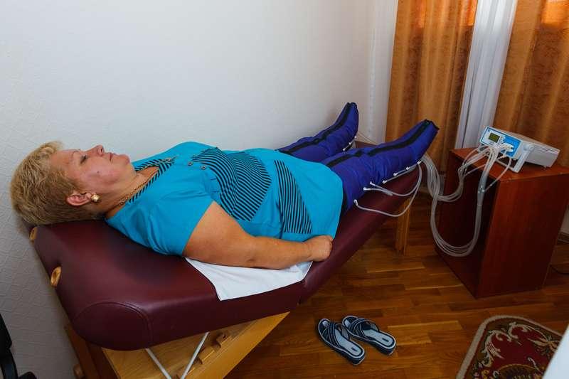 Санатории лечение варикоза вен на ногах